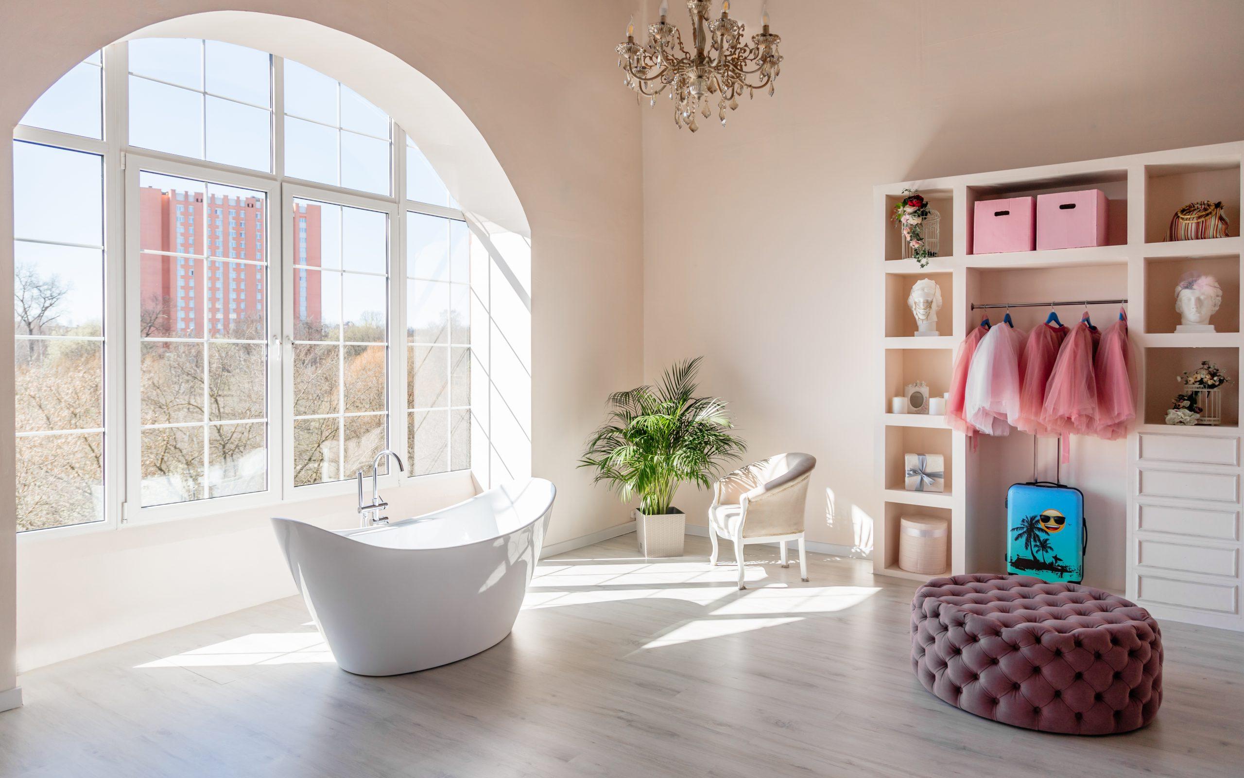 Фотостудия Дива зал Royal с ванной
