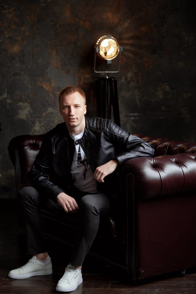 Бизнес портреты для мужчин в Минске