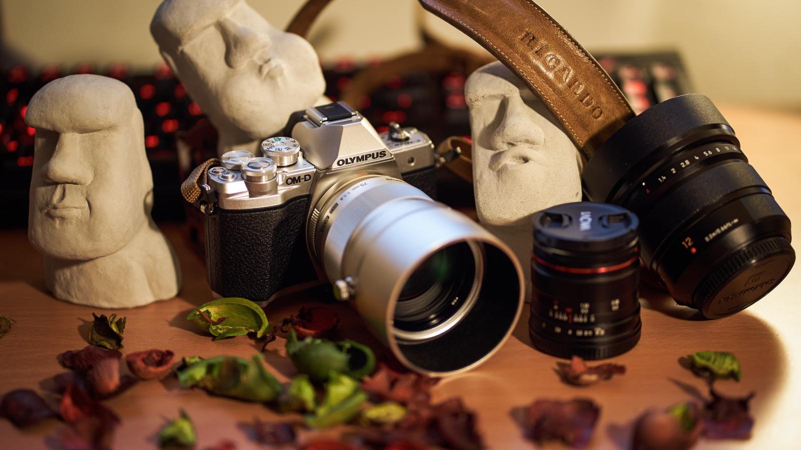 Как настроить фотоаппарат для предметной съемки