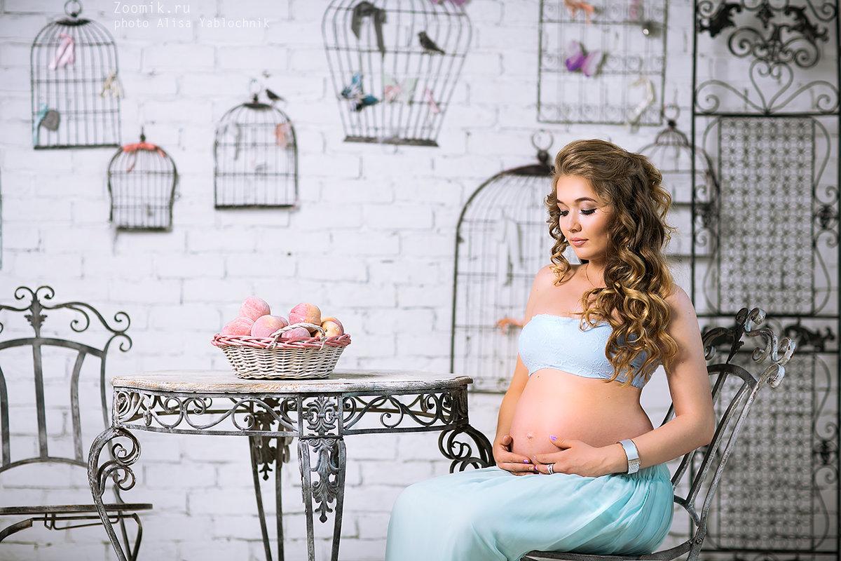 Фотосессия беременных в Минске